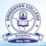 Brindavan College Logo