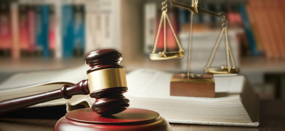Judge gavel in court Best Law Colleges in Bangalore