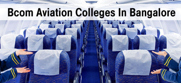Best Bcom Aviation Colleges in Bangalore - BCom Integrated