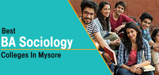 Best BA Sociology colleges in Mysore