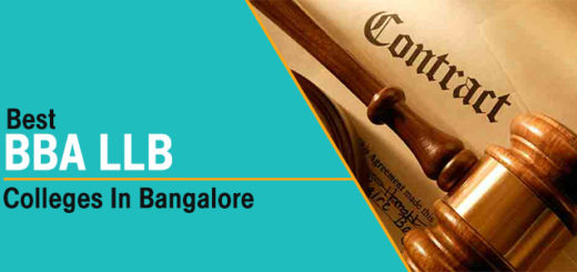 Best BBA LLB Colleges in Banalore