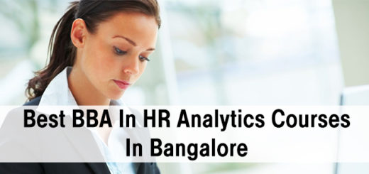 Bets BBA HR Analytics Courses in Bangalore