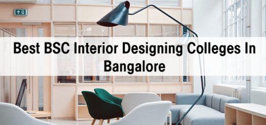 Bsc Interior Design Correspondence In Bangalore Interiorhalloween Co
