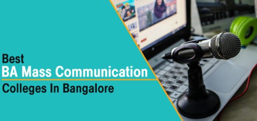 Best BA in Mass Communication Colleges in Bangalore