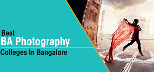 Best BA in Photography Colleges in Bangalore
