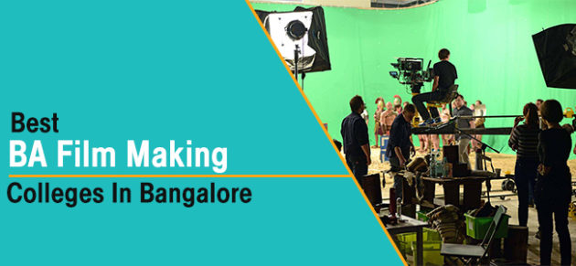 Best Ba In Movie Film Making Colleges In Bangalore -8745