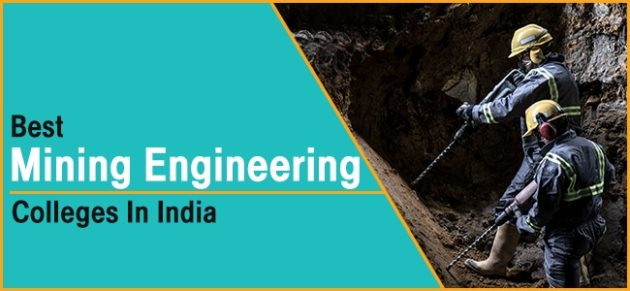 Best Mining Engineering Colleges in Bangalore - Scope