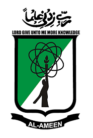 Al-Ameen College Of Pharmacy Logo