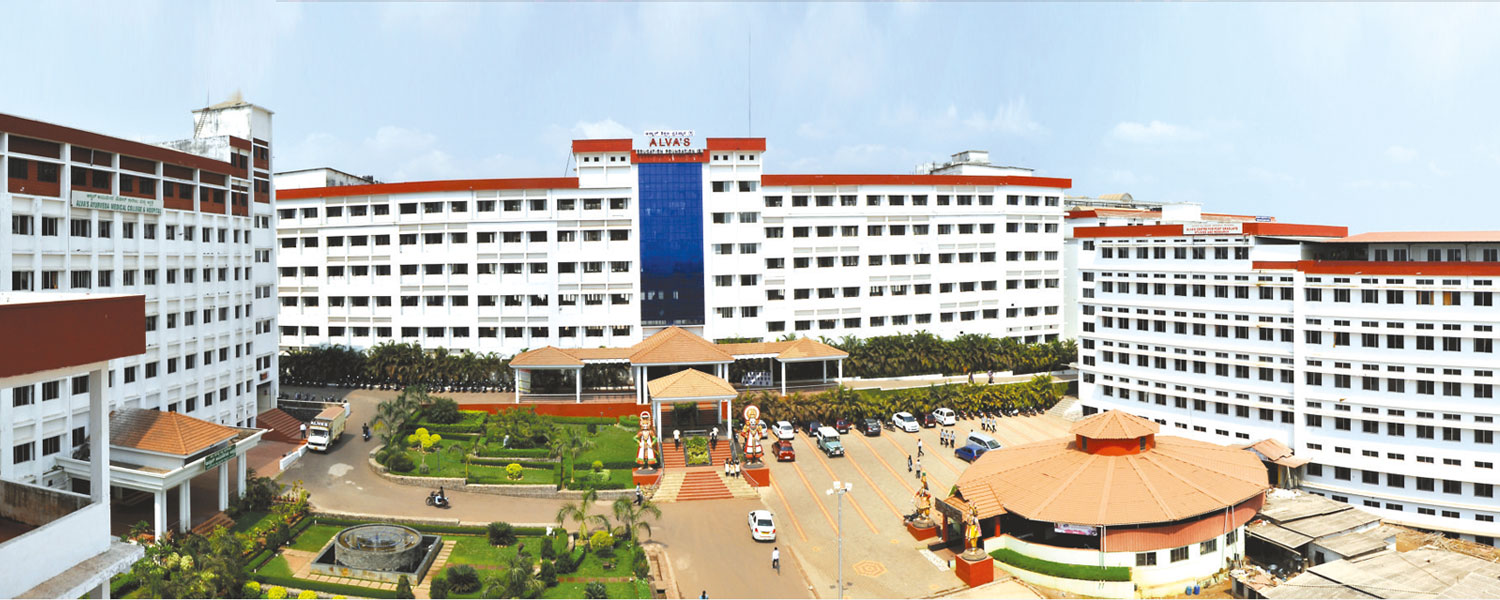 Alvas College of Nursing, Mangalore