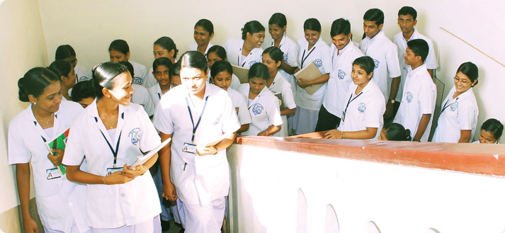 Mangalore College of Nursing, Mangalore