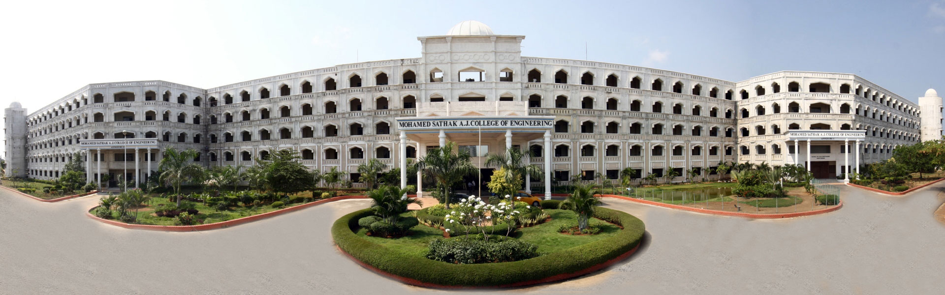 Mohamed Sathak Engineering College