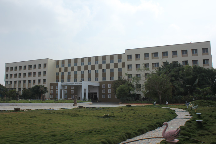 R. V. S. COLLEGE OF ENGINNERING & TECHNOLOGY - COIMBATORE