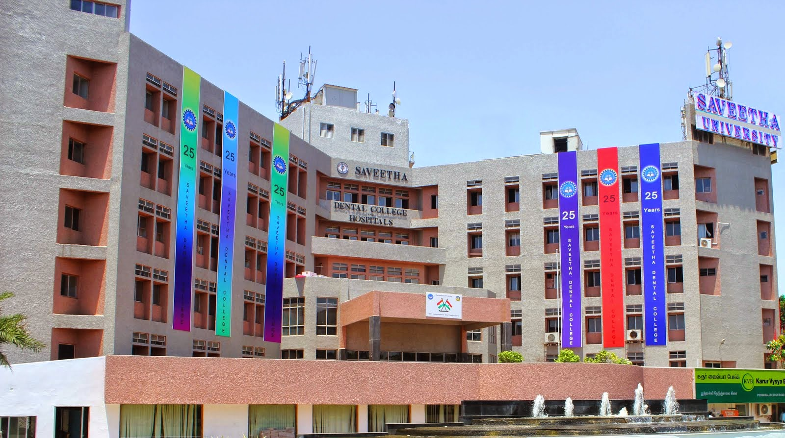 Saveetha college of physiotherapy, chennai
