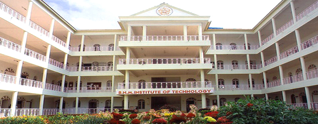 B.N.M. Institute of Technology Bangalore