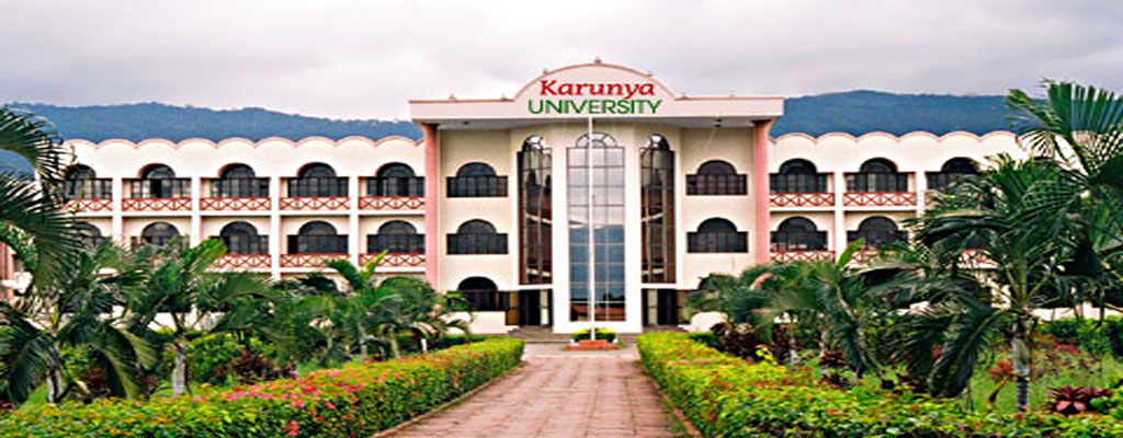 Karunya Institute Of Technology - Coimbatore