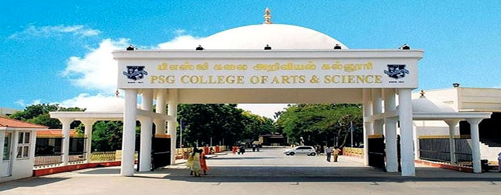PSG College Of Arts & Science - Coimbatore