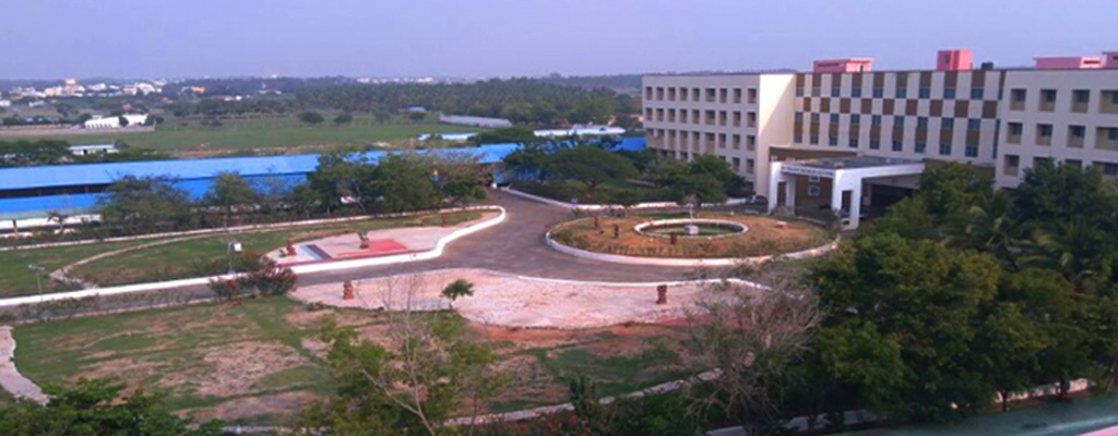Crescent School of Architecture- B.S. Abdur Rahman University